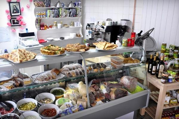 The Deli Counter