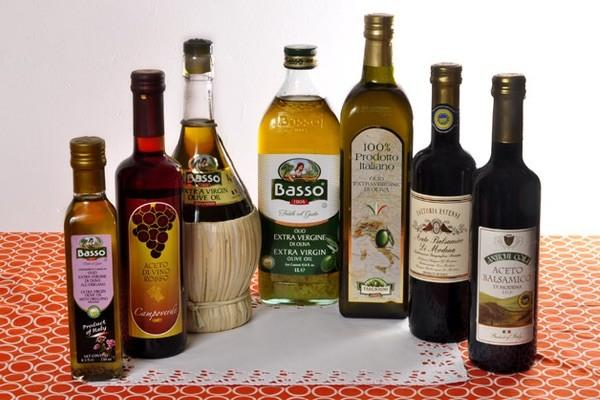 Italian Oils and Vinegar